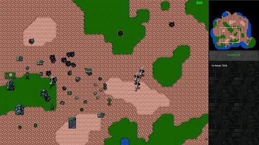 铁锈战争截图3