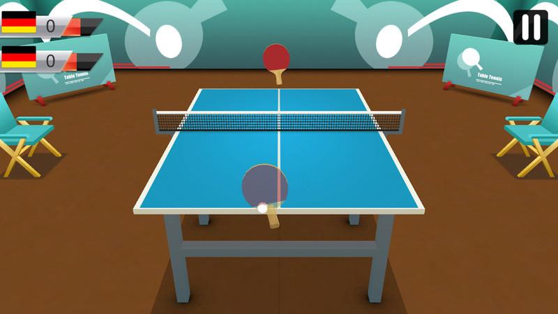 乒乓大师截图3