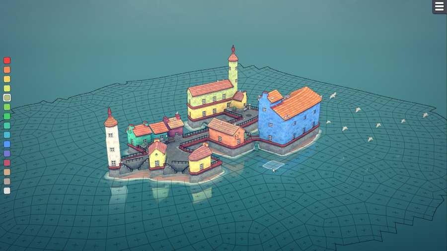 townscaper电脑版截图4