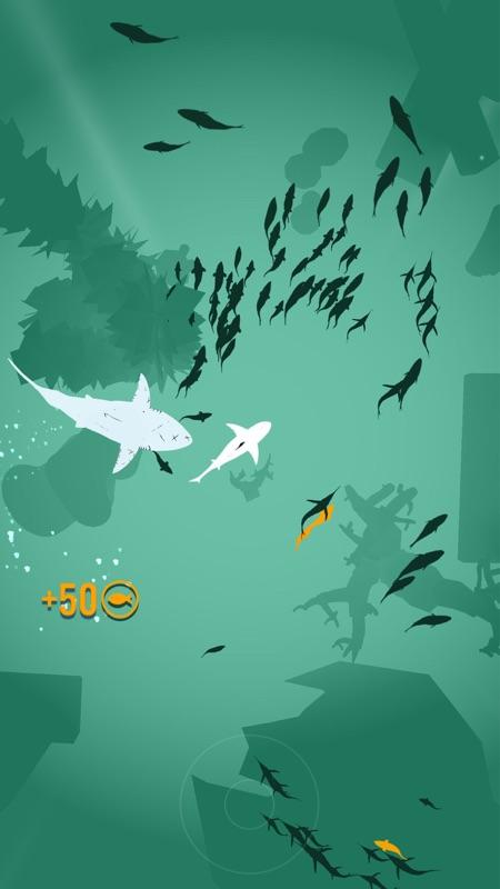 深海鱼群截图3
