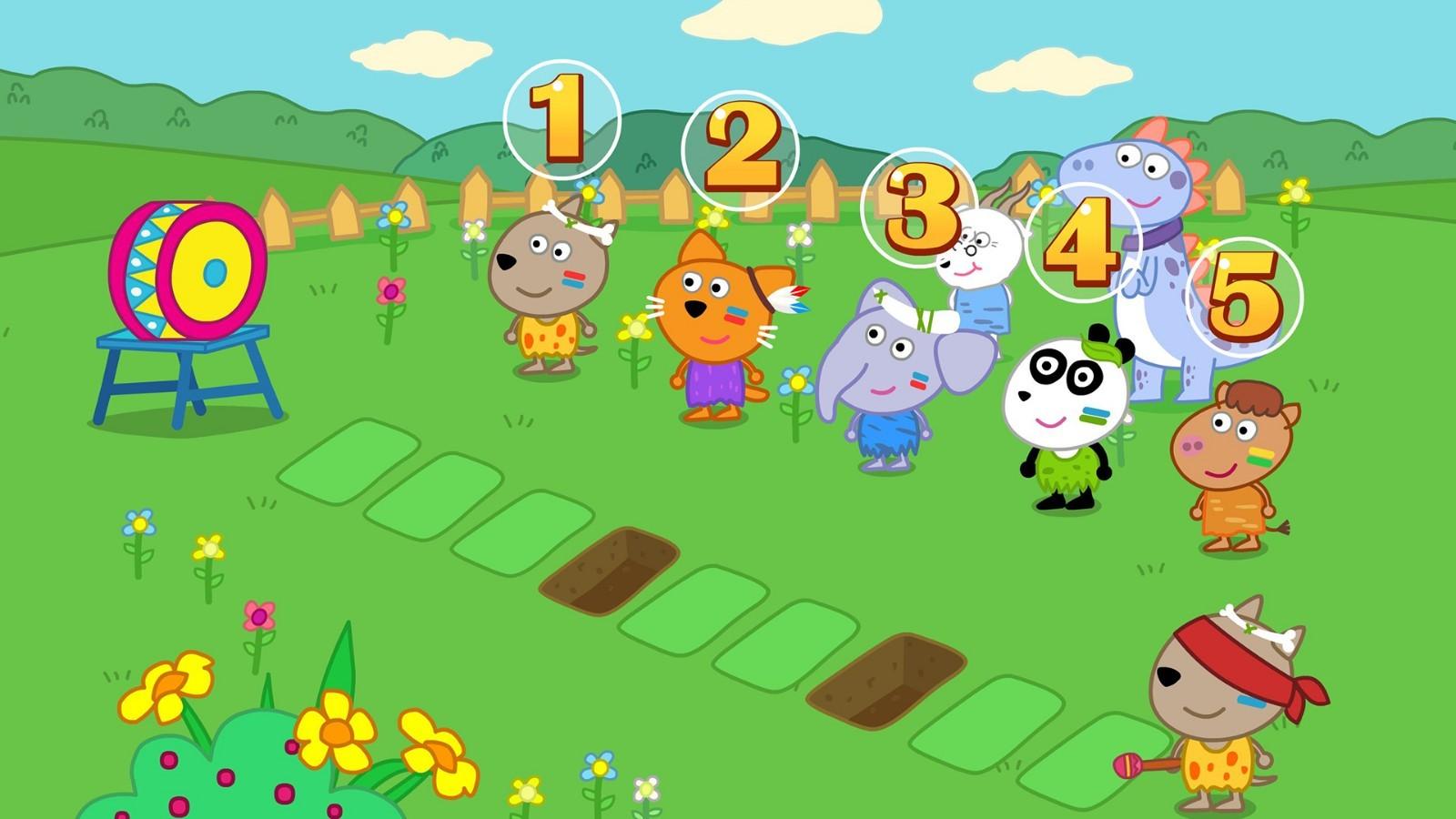 兔宝宝逛游乐园截图3