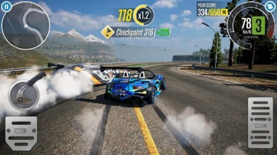 CarX Drift Racing 2截图4