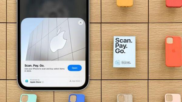 这功能好!苹果商店App Clips小程序上线:结算不用排队