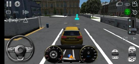 真实驾驶模拟汉化版截图1