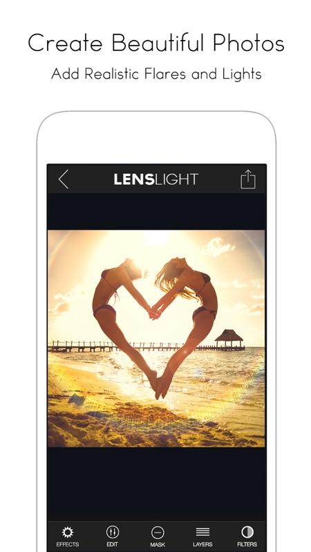 LensLight Visual Effects截图2