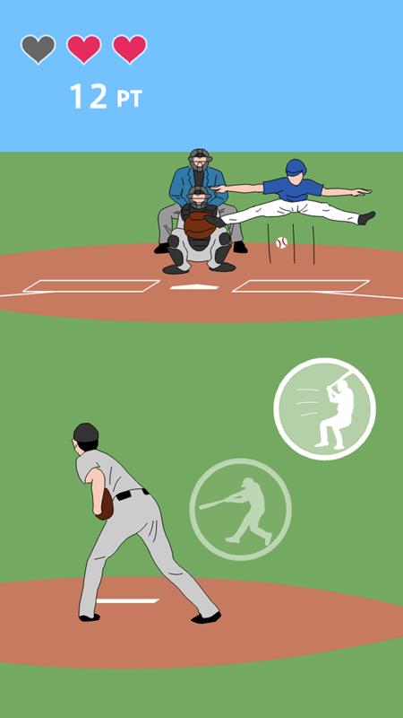 奇怪的投手截图2