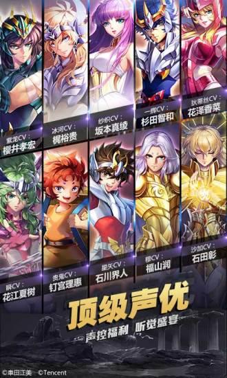 圣斗士星矢截图3