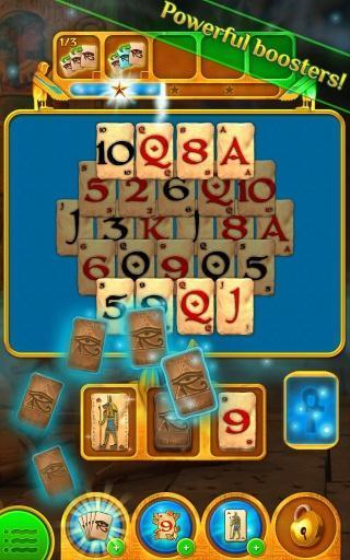 金字塔纸牌传奇截图3