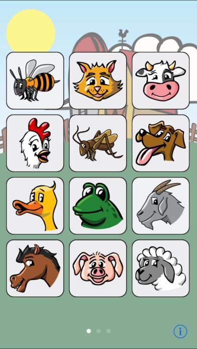 看动物听声音app截图1