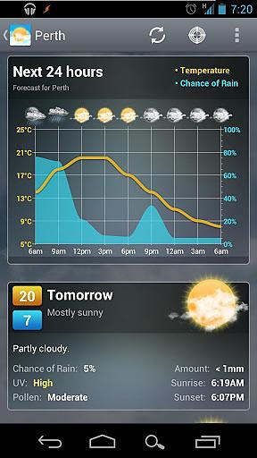 Weatherzone截图4
