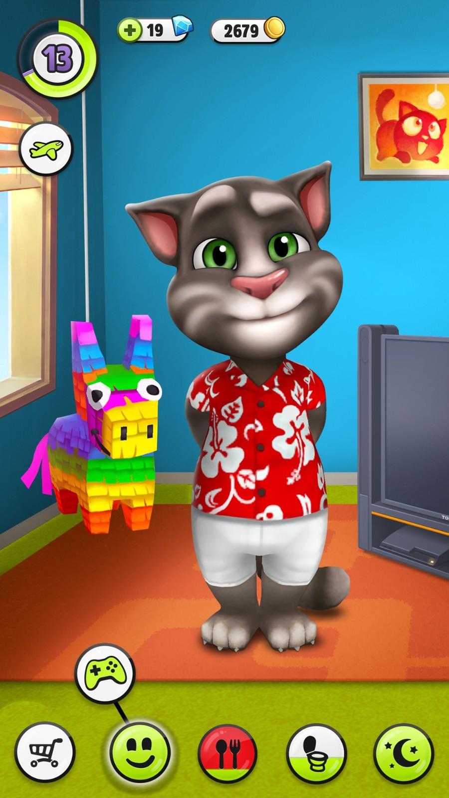 我的汤姆猫截图1
