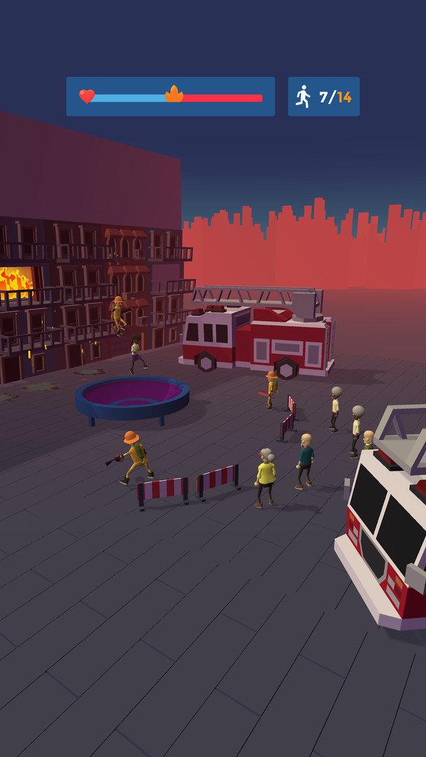 消防員模擬器電腦版截圖2