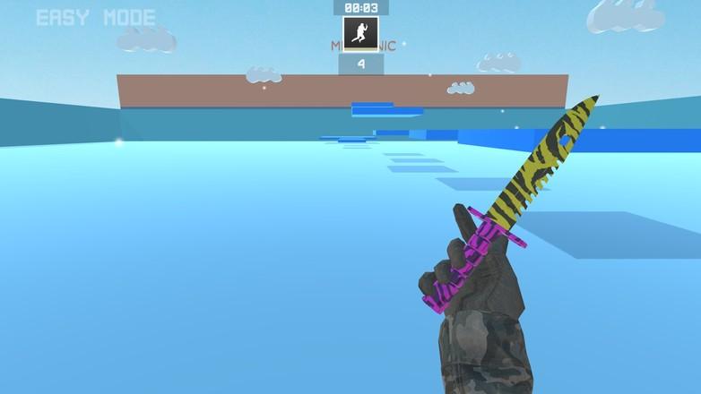跳跃无限游戏电脑版截图1