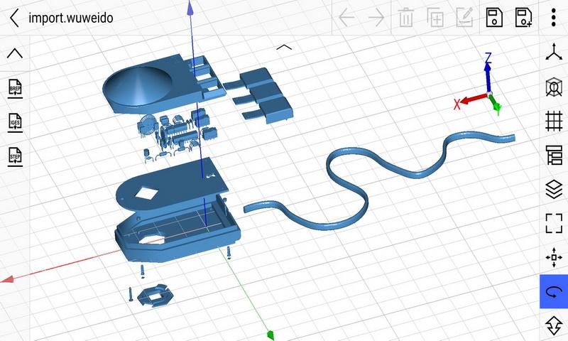 CAD建模号截图4