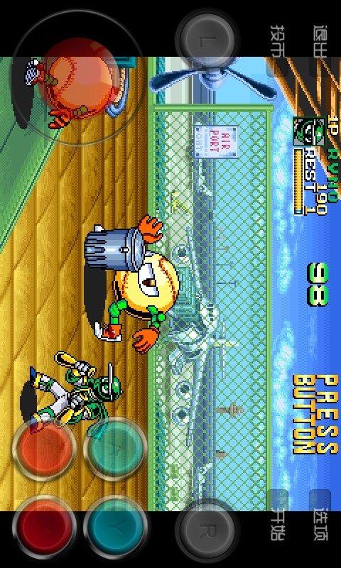 忍者棒球截图4