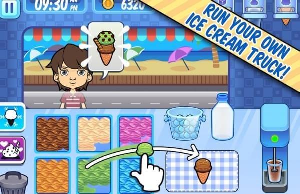 彩虹冰淇淋店截图2