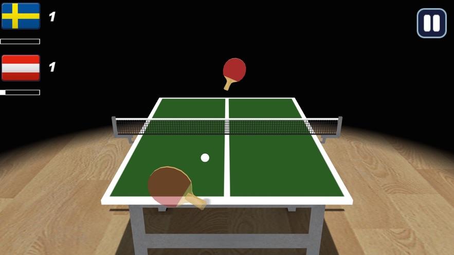 3D乒乓球截图1