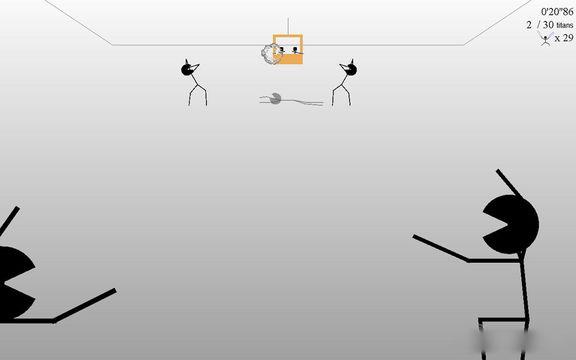 猎杀巨人的游戏截图3
