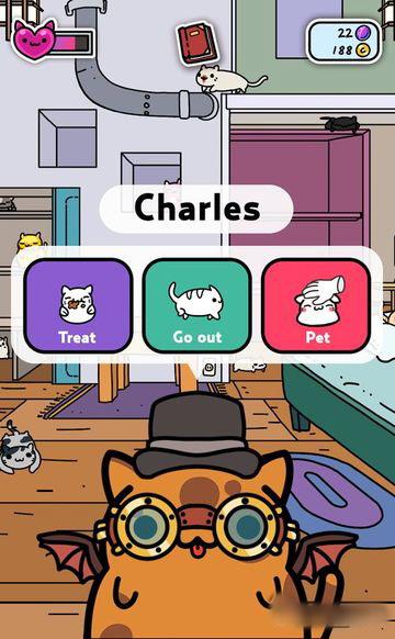 小偷猫电脑版截图2