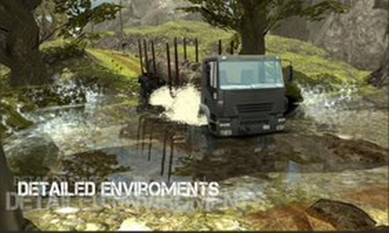 卡车模拟越野截图4