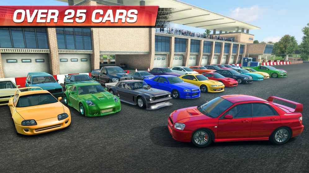 CarX漂移赛车电脑版截图2