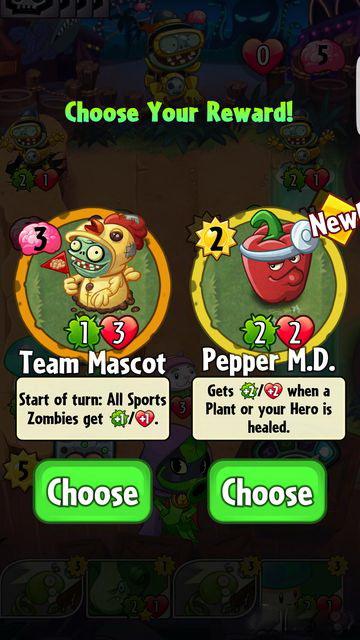 植物大战僵尸英雄截图1