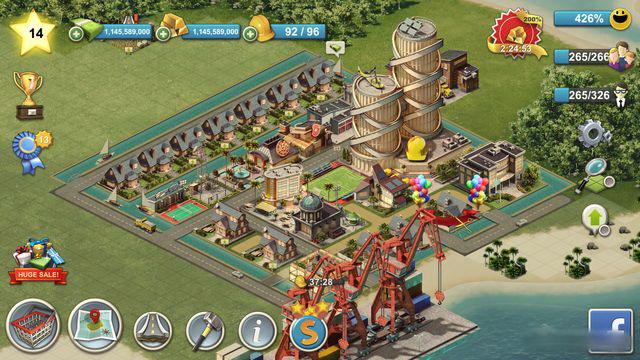 岛屿城市4 模拟人生大亨截图4