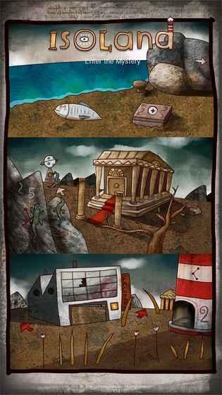 迷失岛截图2