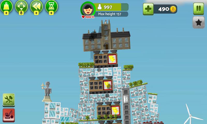 平衡城市截图3