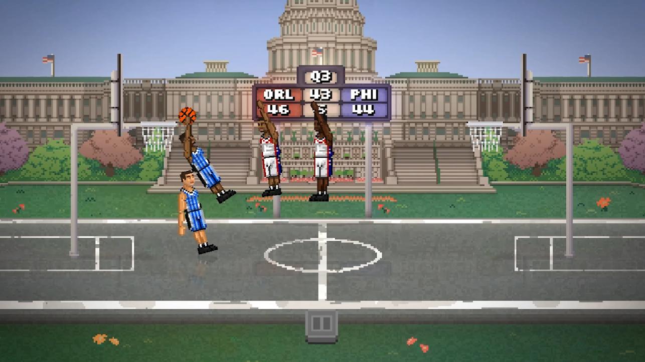 抽搐篮球截图2