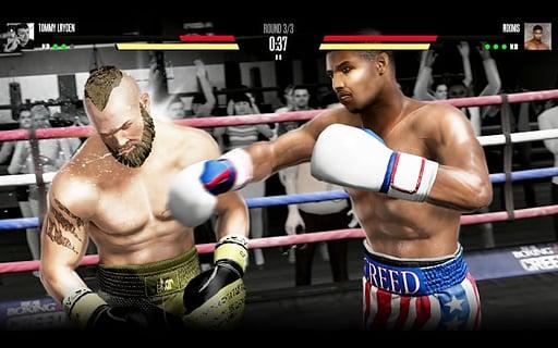 真实拳击2电脑版截图3