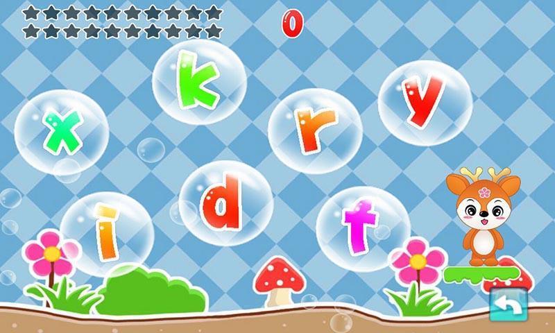 儿童益智英语ABC游戏截图4