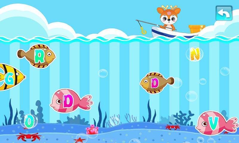 儿童益智英语ABC游戏截图3