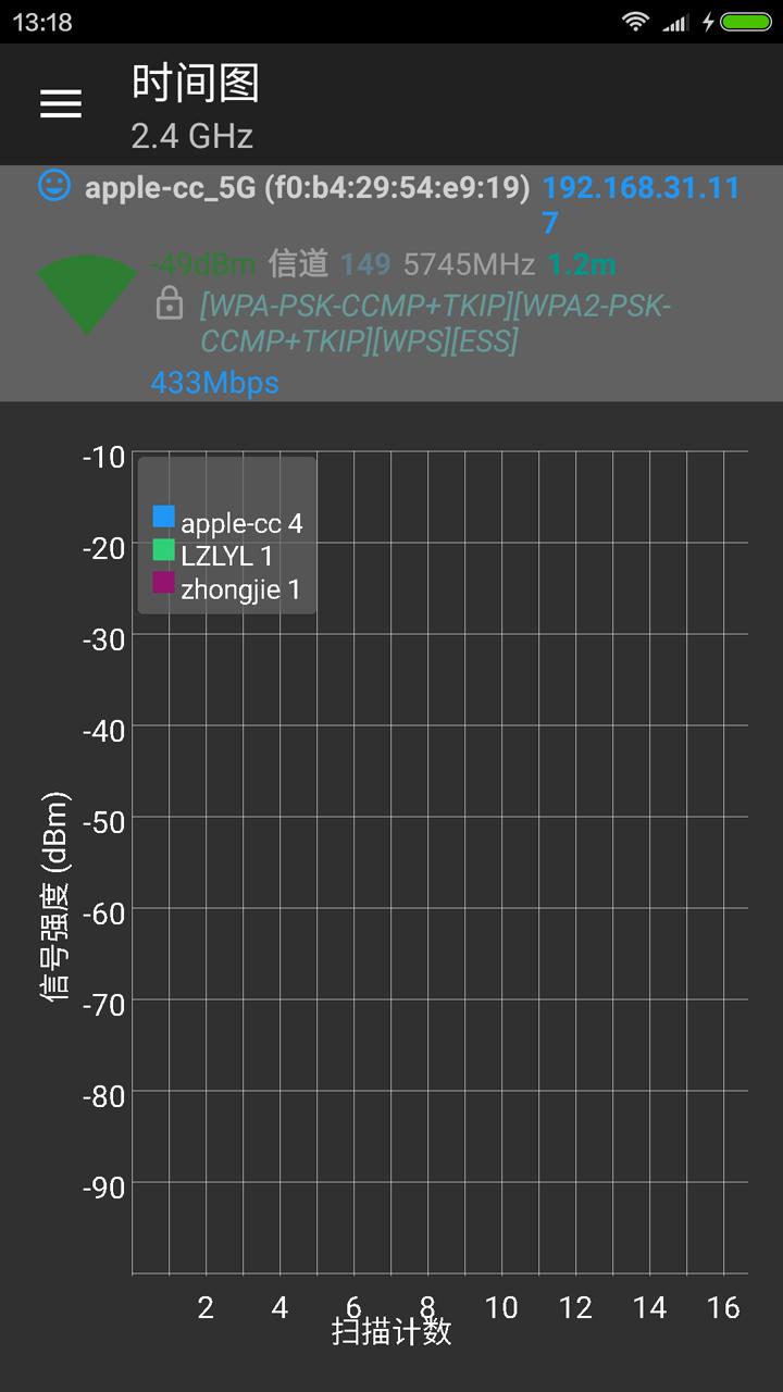 wifi分析助手截图4