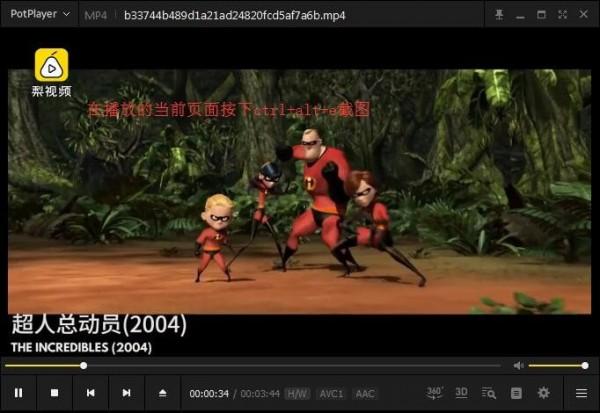 PotPlayer多媒体播放器截图3