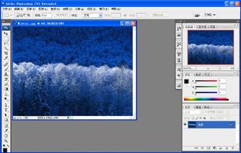 Adobe PhotoShop CS3截图3