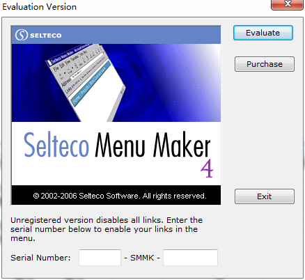 Selteco Menu Maker截图1