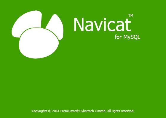 Navicat for MySQL截图3