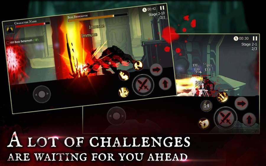 死亡之影 黑暗骑士电脑版截图2