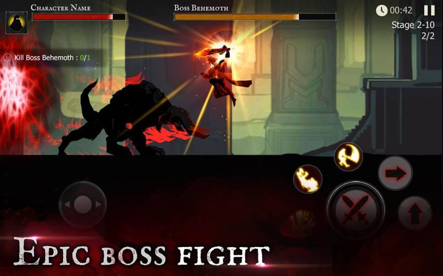 死亡之影 黑暗骑士电脑版截图4
