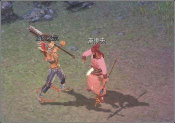 刀剑斗神传PK玩法说明 初入江湖PK规则