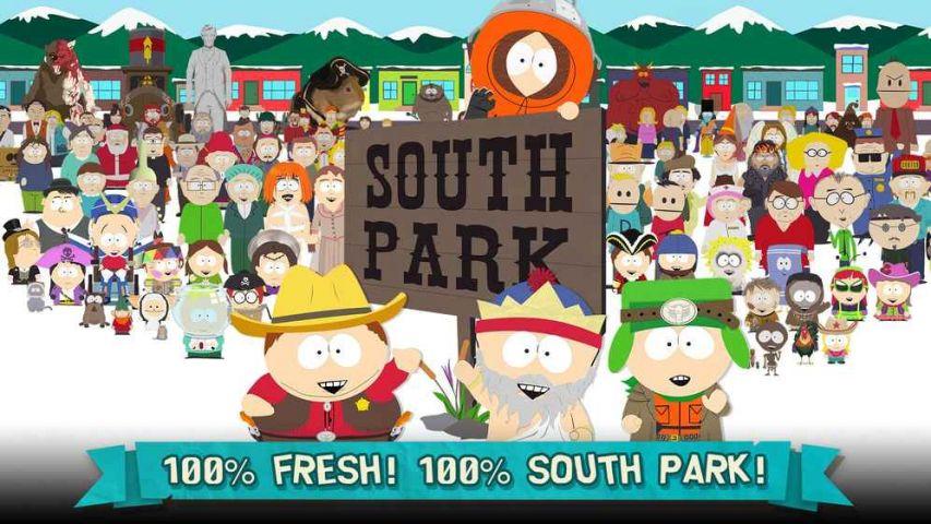 南方公园电话破坏者截图1