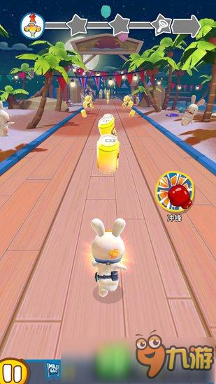 适合新手的跑酷游戏 《疯狂兔子:无敌跑跑》评测