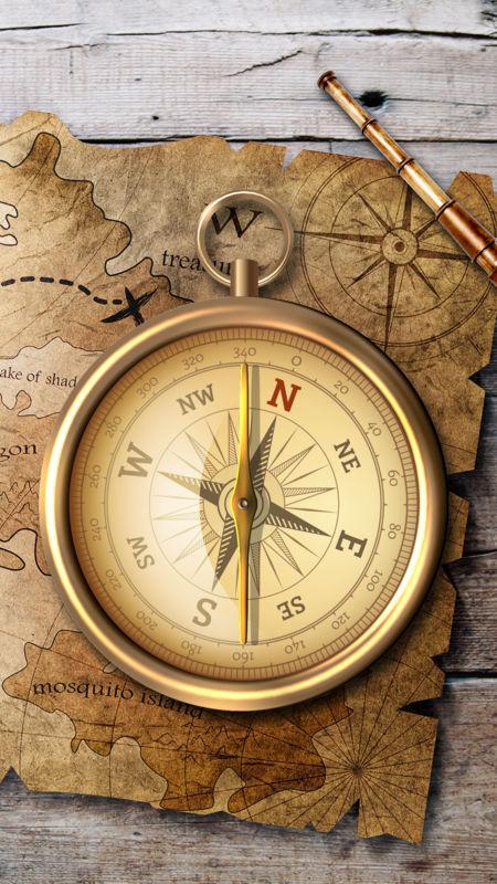指南针导航截图2