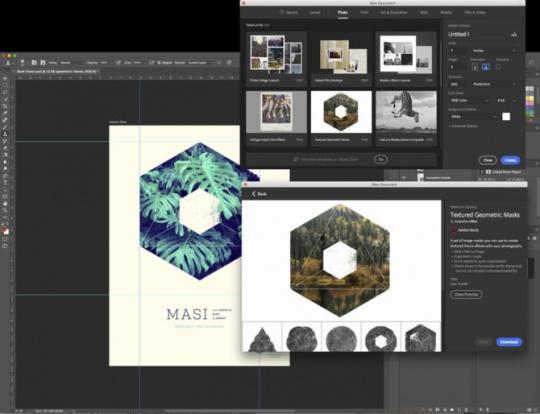 Adobe PhotoShop CC Mac版截图3