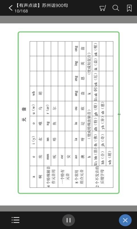 苏州话900句截图2