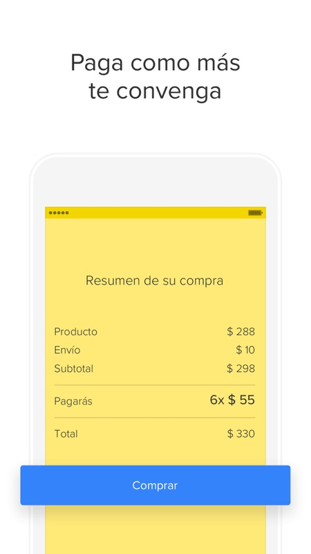 Mercado Libre截图2