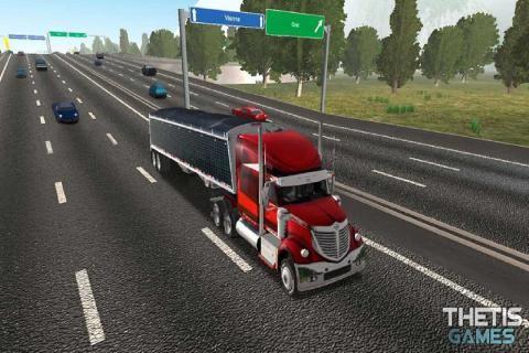 欧洲卡车模拟2电脑版截图3