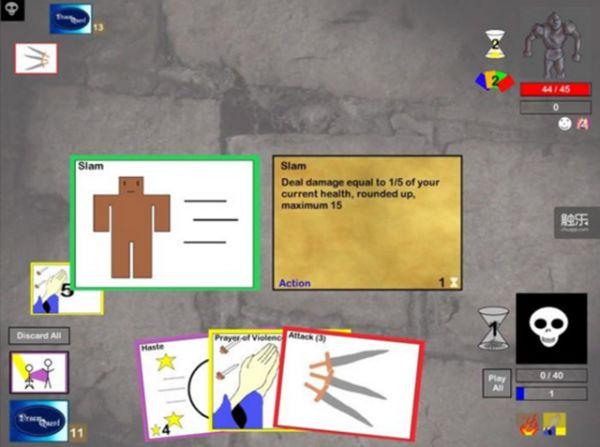 图8《Dream Quest》充分证明游戏性才是一款游戏的核心