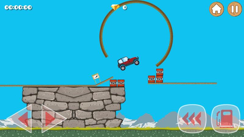 物理的驾驶游戏截图2